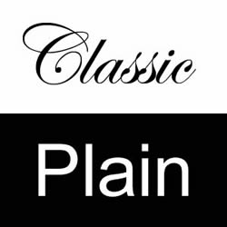 View All Classic Plain Product Listings