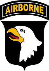 View All 101st Airborne Division Product Listings