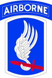 View All 173rd Airborne Brigade Product Listings