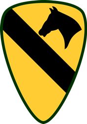 View All 1st Cavalry Division Product Listings