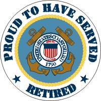 View All Coast Guard Retired Product Listings