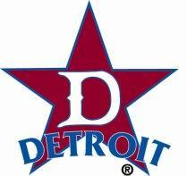 View All Detroit Stars Product Listings