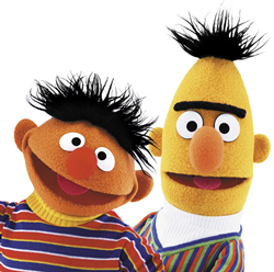 View All Bert and Ernie Product Listings