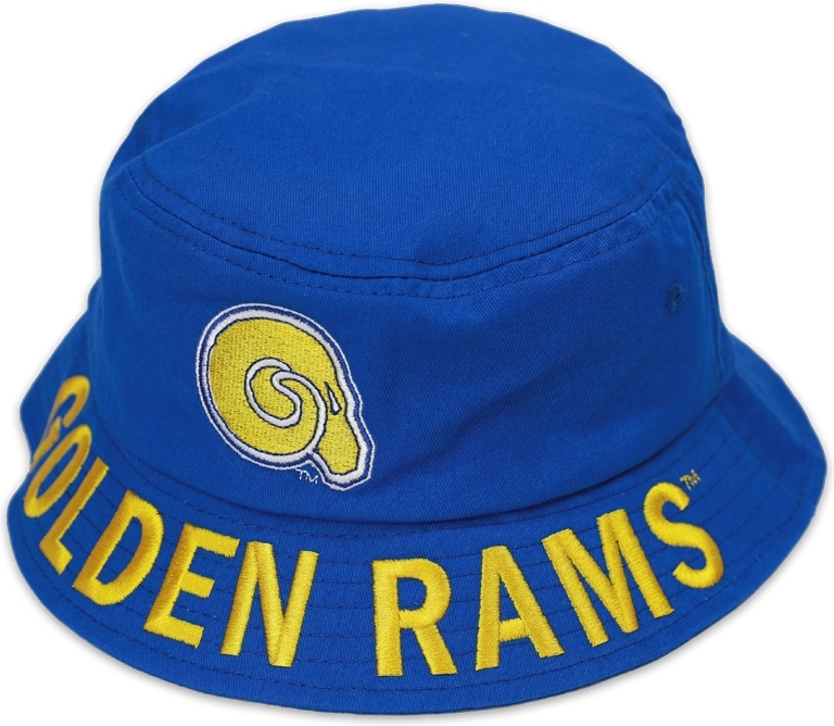 Big Boy Albany State Golden Rams S4 Mens Bucket Hat  96291647204