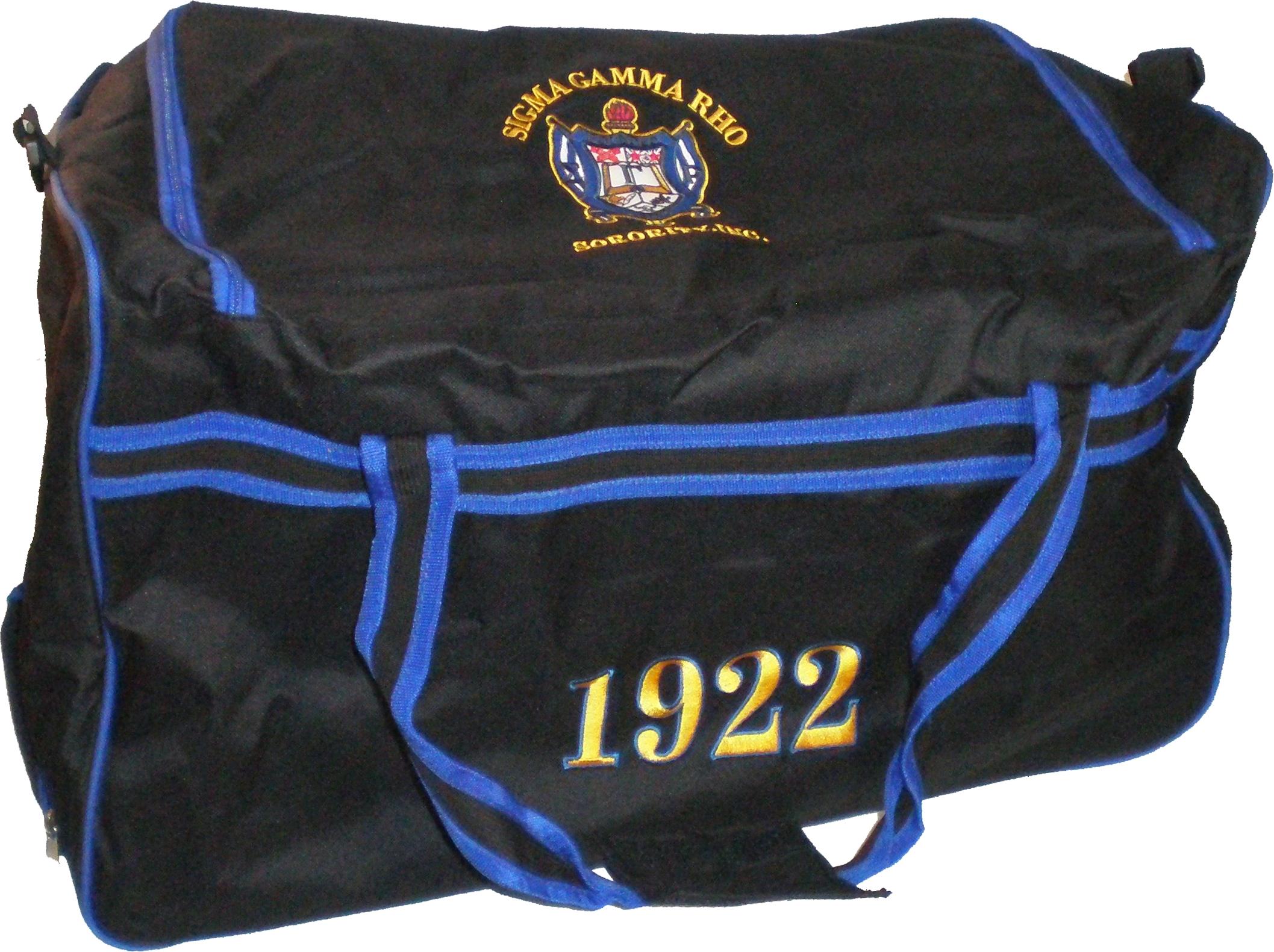 Buffalo Dallas Sigma Gamma Rho Carry On Luggage Trolley