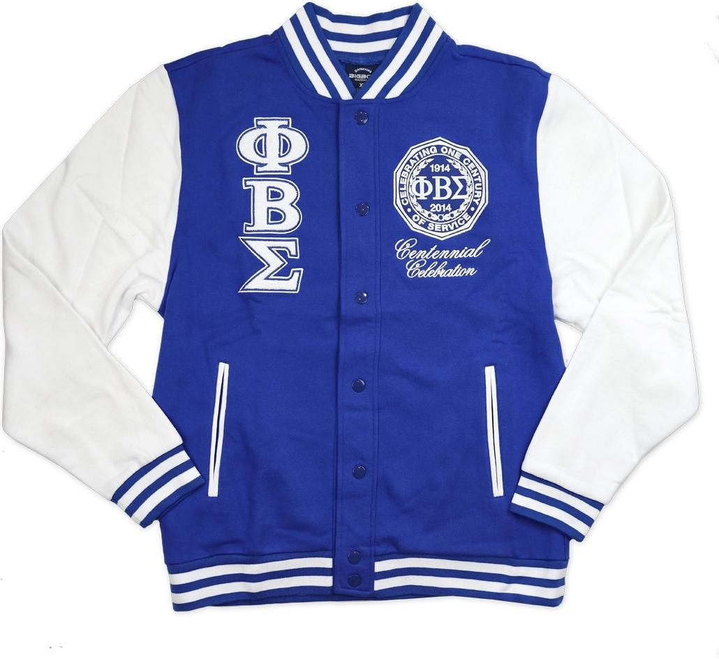 Big Boy Phi Beta Sigma Centennial Divine 9 S2 Mens Fleece
