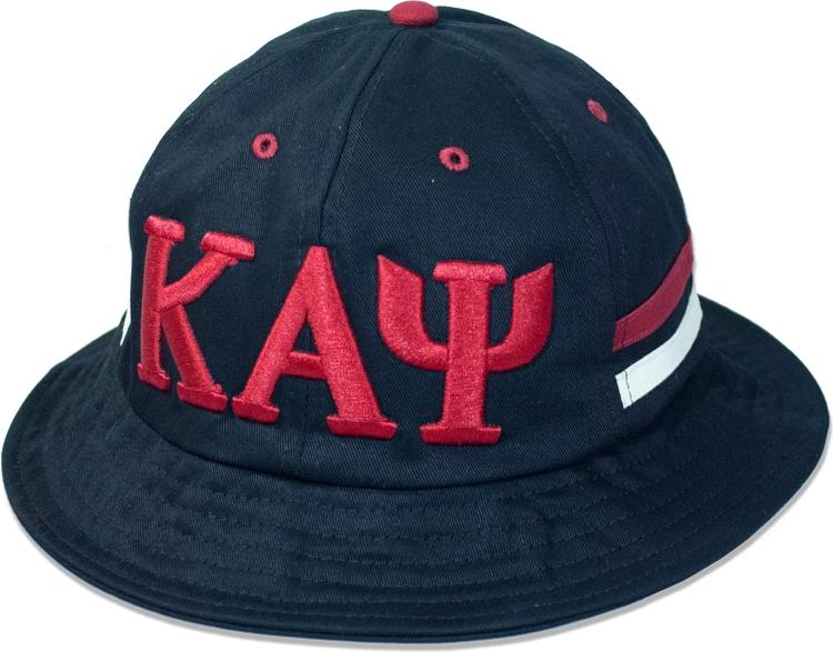 55595e4bd Big Boy Kappa Alpha Psi Divine 9 S4 Mens Bucket Hat