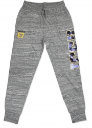 View Buying Options For The Big Boy Johnson C. Smith Golden Bulls Ladies Jogger Sweatpants