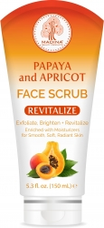 View Buying Options For The Madina Papaya & Apricot Extract 2-In-1 Facial Scrub [Pre-Pack]