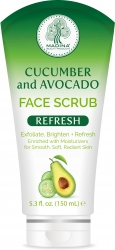 View Buying Options For The Madina Cucumber & Avocado Extract 2-In-1 Facial Scrub [Pre-Pack]
