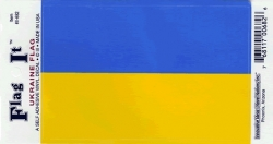 View Buying Options For The Ukraine Flag Car Decal Sticker [Pre-Pack]