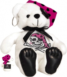 View Buying Options For The Pirate Girl Honor Teddy Bear