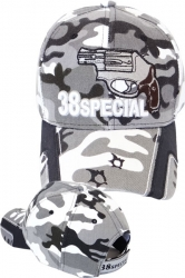 View Buying Options For The 38 Special Design On Bill Mens Cap