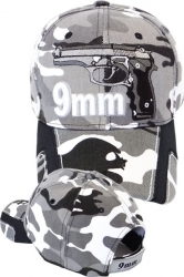 View Buying Options For The 9mm Mens Cap