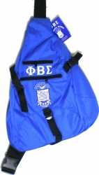 View Buying Options For The Phi Beta Sigma Sling Bag Backpack