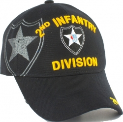 View Buying Options For The 2nd Infantry Division Shadow Mens Cap