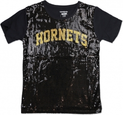 View Buying Options For The Big Boy Alabama State Hornets S3 Ladies Sequins Tee