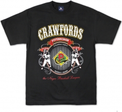 View Buying Options For The Pittsburgh Crawfords Legends S5 Mens Tee