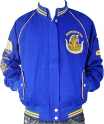 View Buying Options For The Daughters of Isis PHA Divine Ladies Letterman Twill Jacket