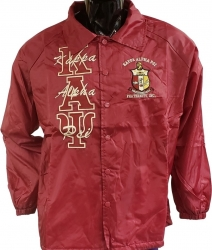 View Buying Options For The Kappa Alpha Psi Fraternity Mens Crossing Line Jacket