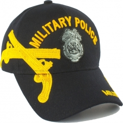 View Buying Options For The Military Police Badge Shadow Mens Cap