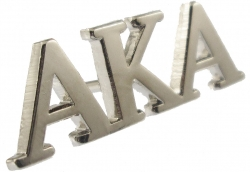 View Buying Options For The Alpha Kappa Alpha Classic Lapel Pin