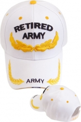 View Buying Options For The Retired Army Scrambled Eggs Sandwich Bill Mens Cap