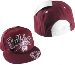 View Buying Options For The Alabama A&M University Letterman Flatbill Mens Snapback Cap