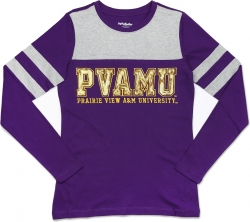 View Buying Options For The Big Boy Prairie View A&M Panthers Ladies Long Sleeve Tee