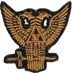 View Buying Options For The Scottish Rite 32nd Degree Wings Up Iron-On Patch