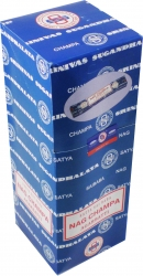 View Buying Options For The Satya Sai Baba Classic Nag Champa Boxed Incense Sticks [Pre-Pack]