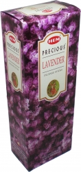 View Buying Options For The HEM Precious Lavender Boxed Incense Sticks [Pre-Pack]
