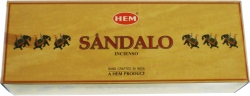 View Buying Options For The HEM Sandalwood/Sandalo Boxed Incense Sticks [Pre-Pack]