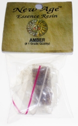 View Buying Options For The New Age Essence Amber Perfume Resin [Pre-Pack]