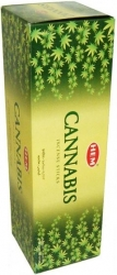 View Buying Options For The HEM Cannabis Boxed Incense Sticks [Pre-Pack]