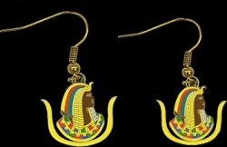 View Buying Options For The Daughters of Isis Symbol Earrings