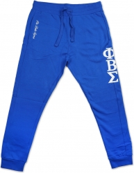 View Buying Options For The Big Boy Phi Beta Sigma Divine 9 Mens Jogger Sweatpants