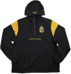 View Buying Options For The Big Boy Alpha Phi Alpha Divine 9 Anorak Mens Jacket
