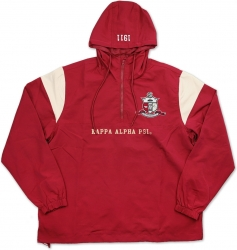 View Buying Options For The Big Boy Kappa Alpha Psi Divine 9 Anorak Mens Jacket