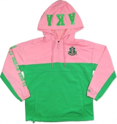 View Buying Options For The Big Boy Alpha Kappa Alpha Divine 9 Anorak Womens Jacket