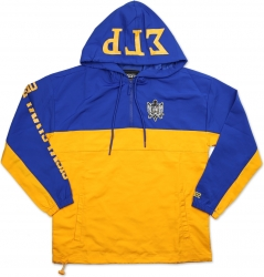 View Buying Options For The Big Boy Sigma Gamma Rho Divine 9 Anorak Womens Jacket