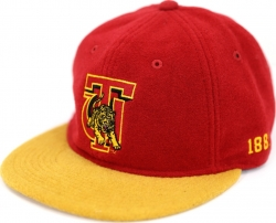 View Buying Options For The Big Boy Tuskegee Golden Tigers Wool Mens Cap