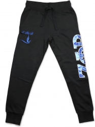 View Buying Options For The Big Boy Zeta Phi Beta Divine 9 Sequin Womens Jogger Sweatpants