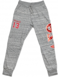 View Buying Options For The Big Boy Delta Sigma Theta Sequin Womens Jogger Sweatpants