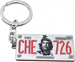View Buying Options For The Che Guevara License Plate Key Chain