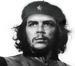View Buying Options For The Che Guevara Silver Metal Star Military Kids Beret Cap