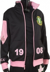 View Buying Options For The Alpha Kappa Alpha Elite Womens Track Jacket