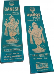 View Buying Options For The Ganesh Special Fluxo Incense Sticks [Pre-Pack]