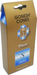 View Buying Options For The Gonesh Cones #8 Spring Mist Incense Cones [Pre-Pack]