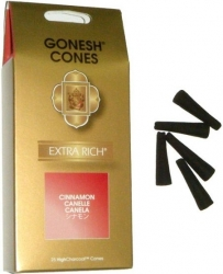 View Buying Options For The Gonesh Cones Cinnamon Incense Cones [Pre-Pack]